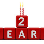 Celebrate Our 2nd Birthday
